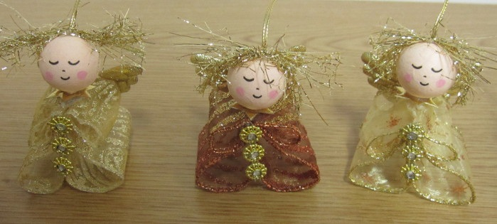 Weihnachtsdeko Aus B Ndern Handarbeitsstube Hermi